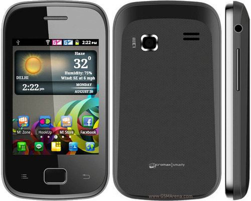 Micromax A25