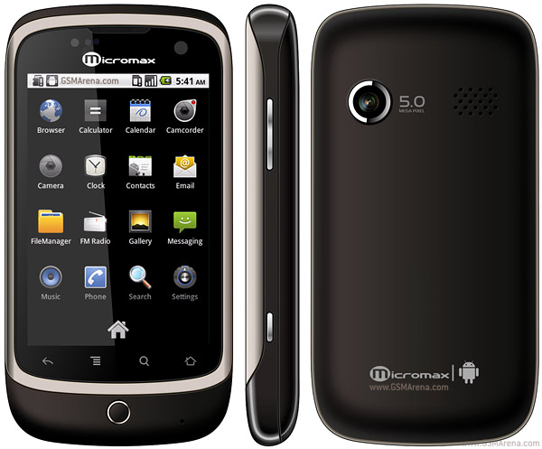 Micromax A70