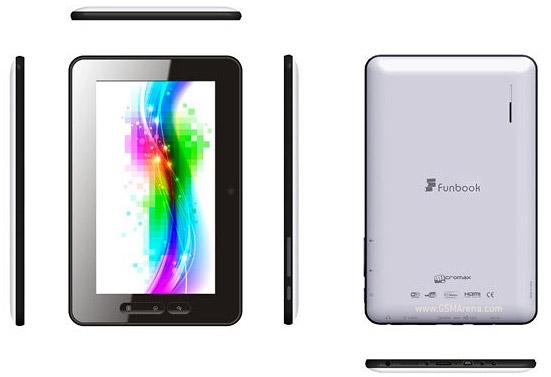 Micromax Funbook P300