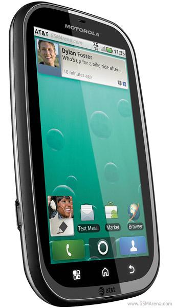 Motorola BRAVO MB520
