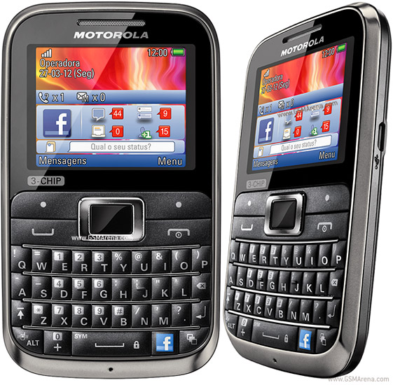 Motorola MOTOKEY 3-CHIP EX117