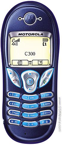 Motorola C300