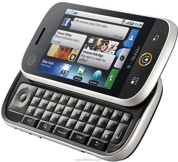 Motorola DEXT MB220