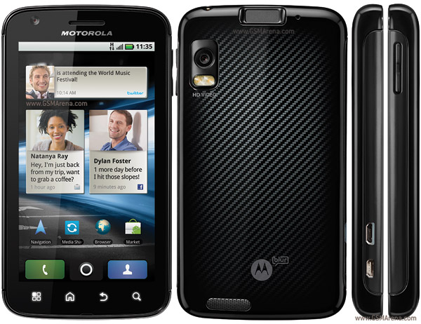 Motorola ATRIX ™