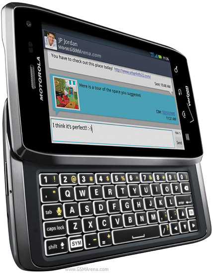 Motorola DROID 4 XT894