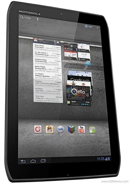 Motorola DROID XYBOARD 8.2 MZ609