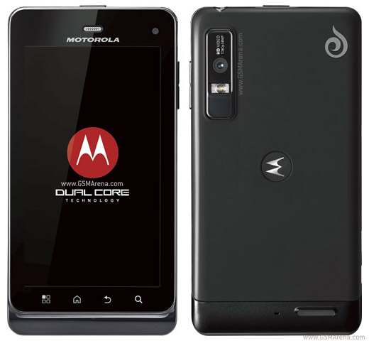 Motorola Milestone XT883