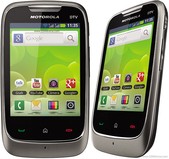 Motorola MotoGO TV EX440