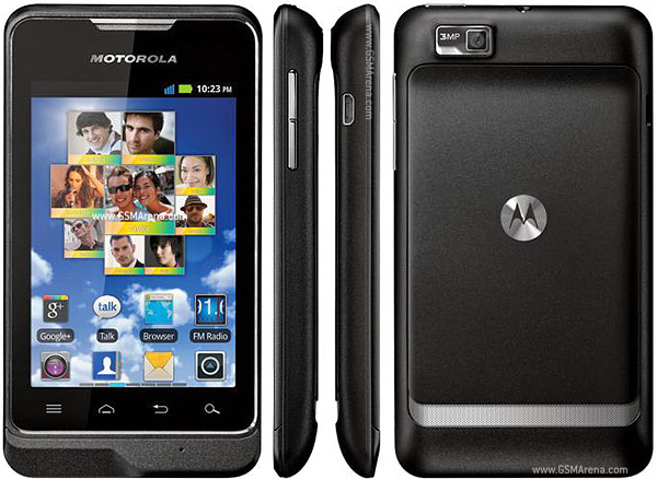 Motorola Motoluxe XT389