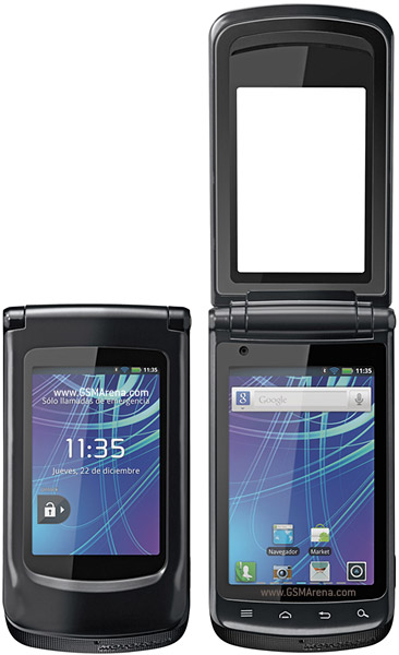 Motorola Motosmart Flip XT611