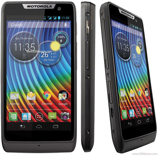 Motorola RAZR D3 XT919 pictures, official photos