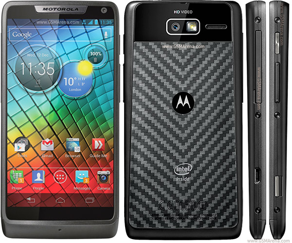 Motorola RAZR i XT890