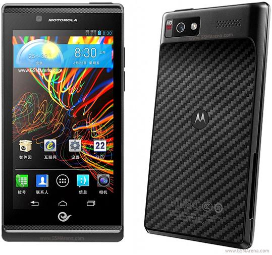 Sửa lỗi, Unlock, mở mạng - Cài tiếng Việt cho Motorola RAZR V