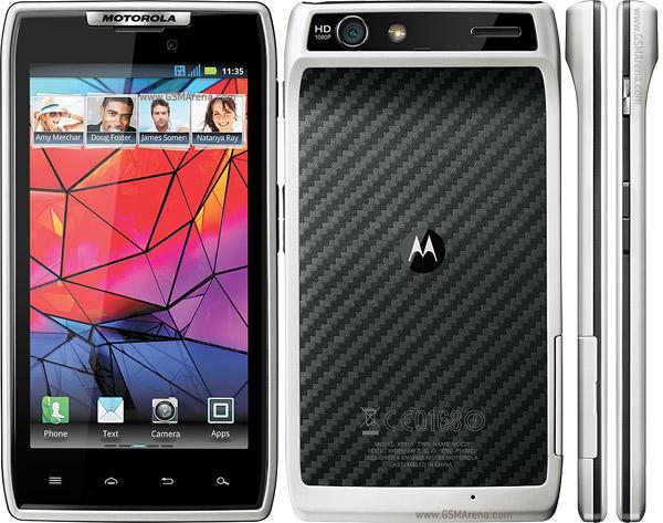 Sửa lỗi, Unlock, mở mạng - Cài tiếng Việt cho Motorola RAZR XT910