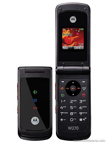 Motorola W270