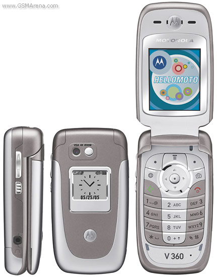 Motorola V360
