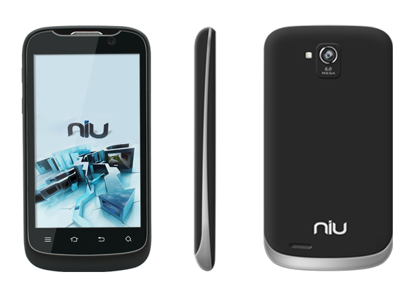 NIU Niutek 3G 4.0 N309