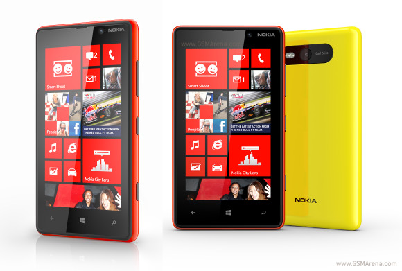 Nokia Lumia 820