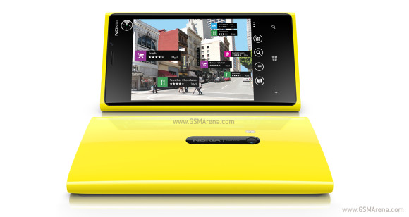 Nokia Lumia 920 pictures, official photos