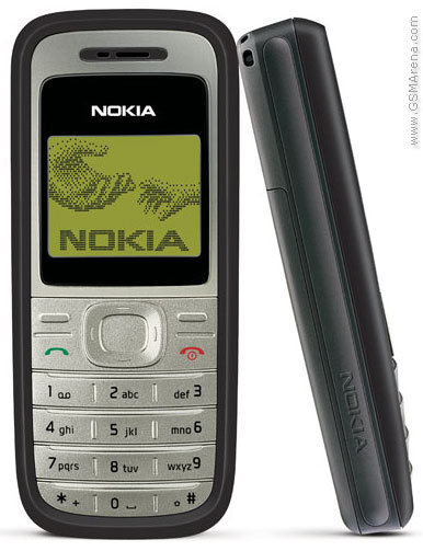 Nokia 1200 - Full phone specif...