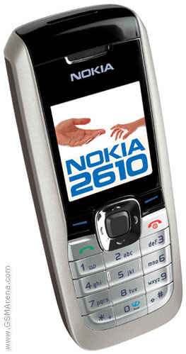 Nokia 2610