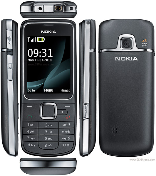 Nokia 2710 Navigation Edition Pictures Official Photos