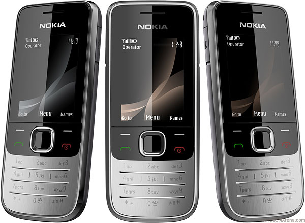 Nokia 2730 classic pictures, official photos
