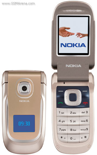 Nokia 2760 pictures, official photos