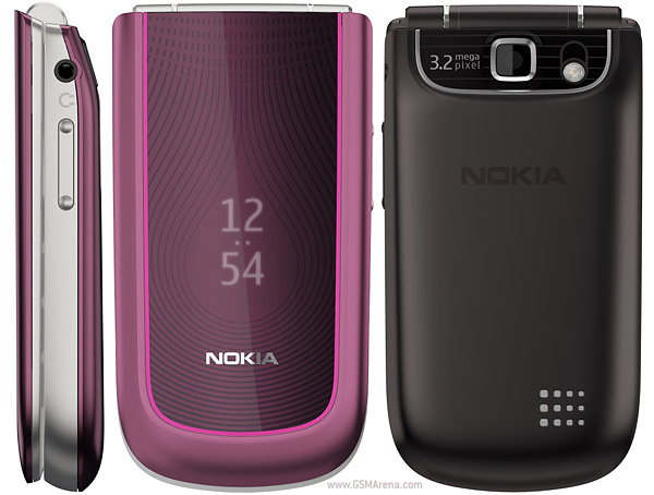 Nokia 3710 fold pictures, official photos