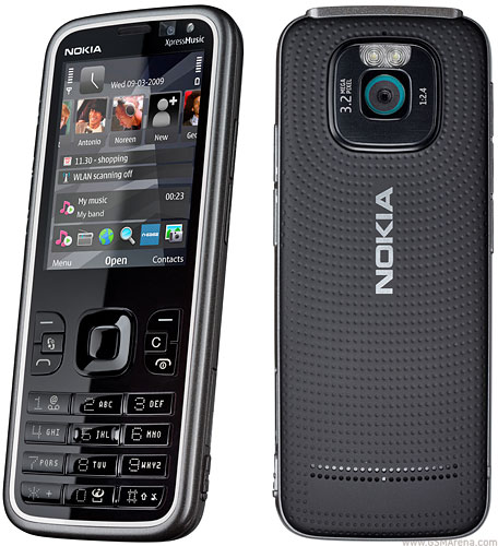 Nokia 5630  latest flash file