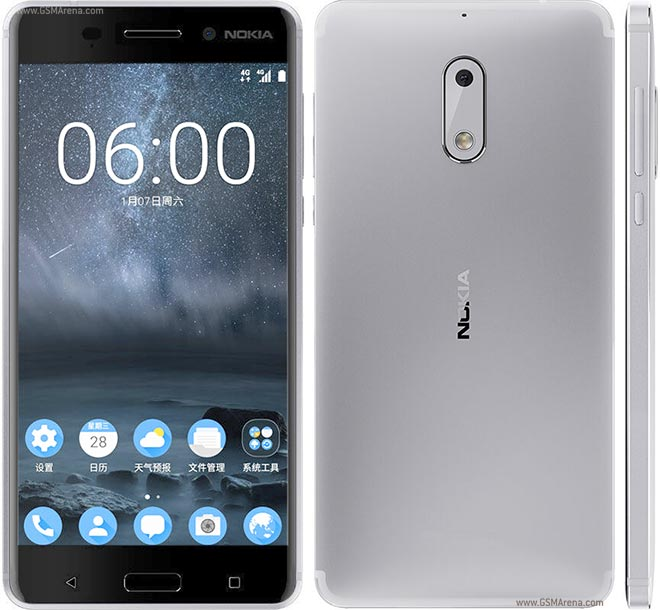 Nokia 6 Pictures Official Photos