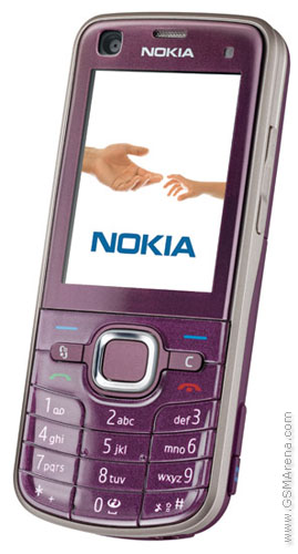Nokia 6220 classic pictures, official photos