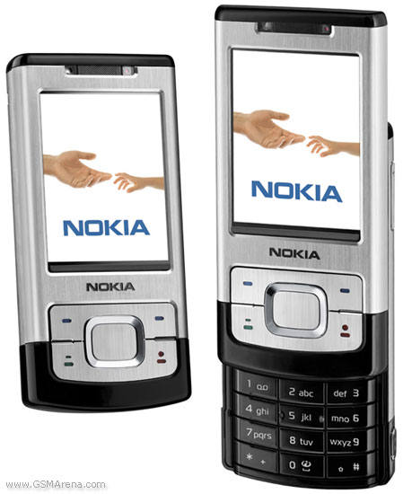 Nokia 6500 slide