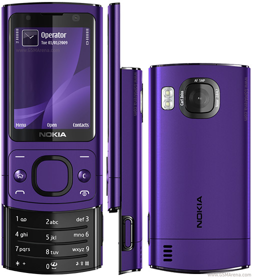 Nokia 6700 Slide Pictures Official Photos