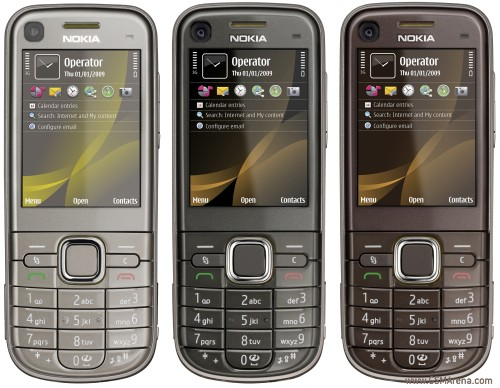 Nokia 6720 classic