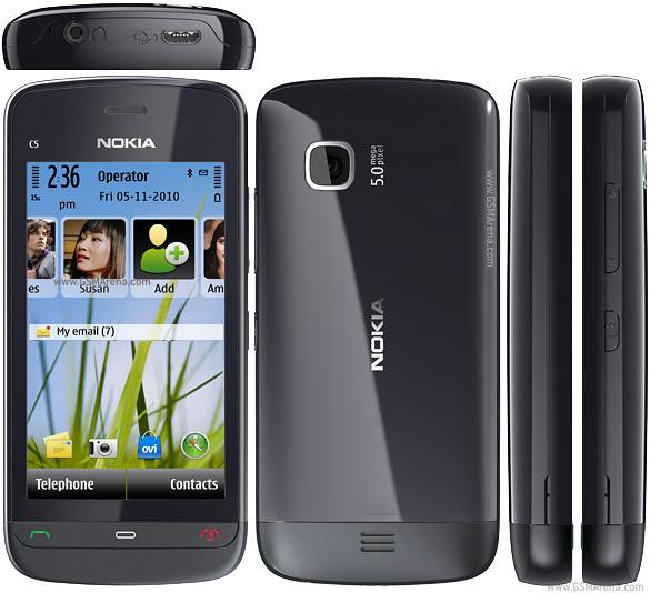 Nokia C5-04