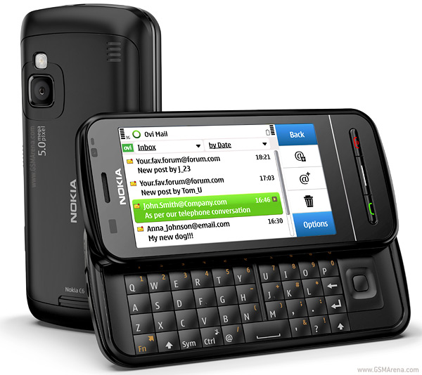 Nokia C6