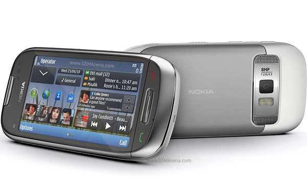Nokia C7 pictures, official photos