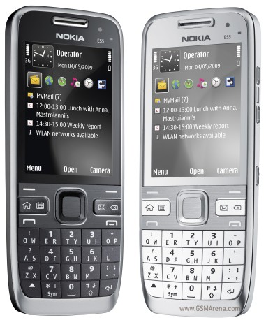 NokiaE55PicturesOfficialPhotos