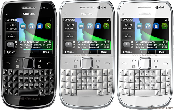 Nokia E6
