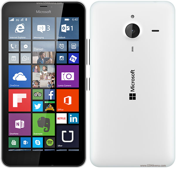 microsoft lumia 640 xl dual sim pictures official photos. Black Bedroom Furniture Sets. Home Design Ideas