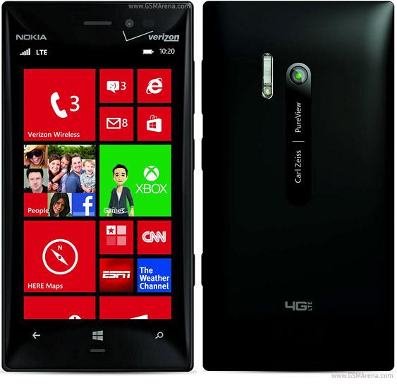Nokia Lumia 928 pictures, official photos