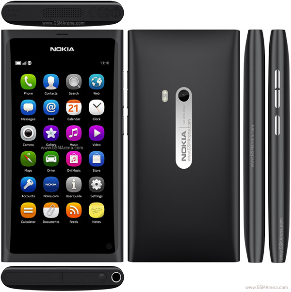 Nokia N9 pictures, official photos