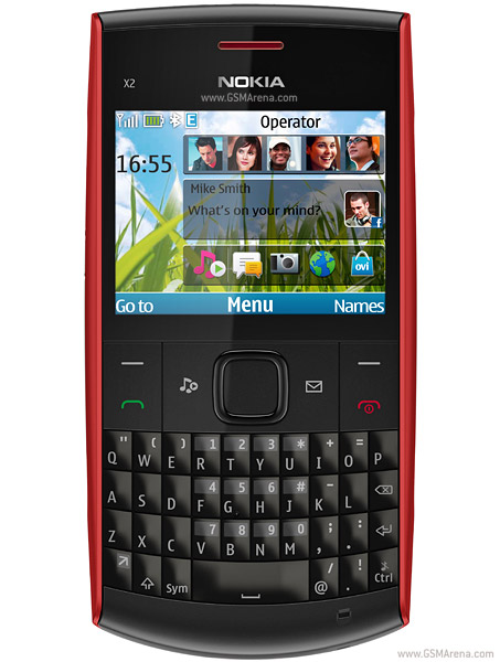 Nokia X2-01