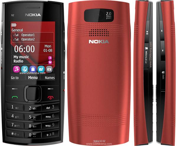 Firmware Nokia X2-02 RM-694 v11.79 Bi Only