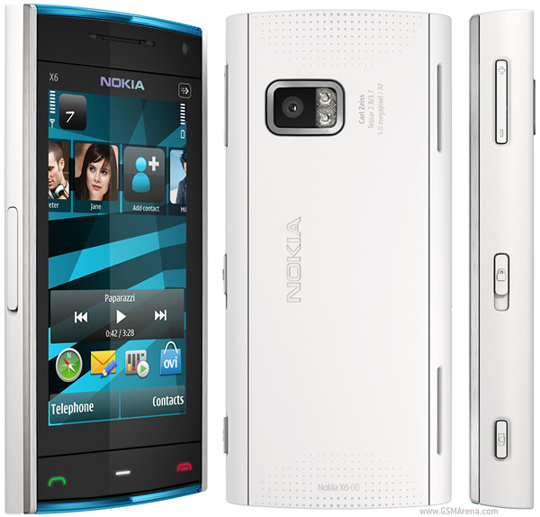 Nokia X6