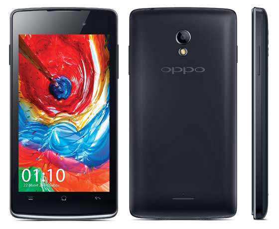 Oppo R1001 Joy Pictures  Official Photos