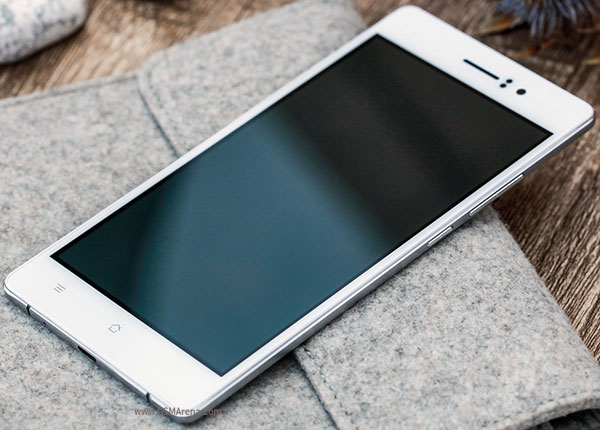 Oppo R5 pictures, official photos