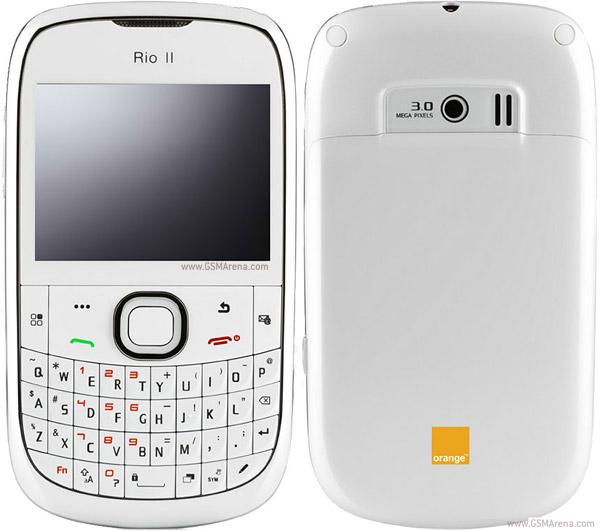 Orange Rio II