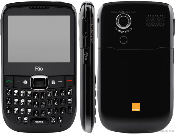 Orange Rio